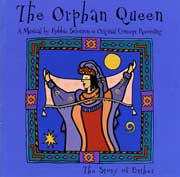 The Orphan Queen CD Cover Art