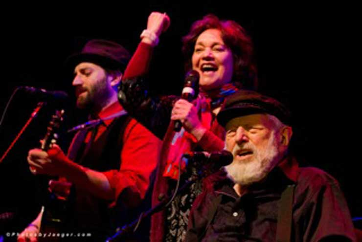 ROSALIE GERUT WITH THEODORE BIKEL, BOSTON JEWISH MUSIC FESTIVAL 2014