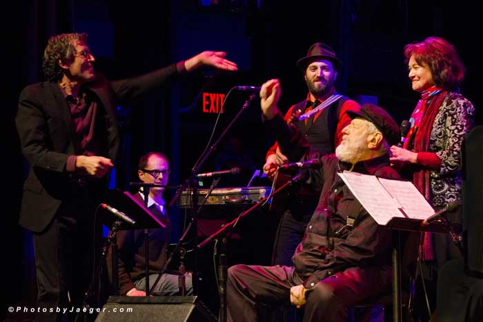 Boston Jewish Music Festival 2014, Berklee Performance Center