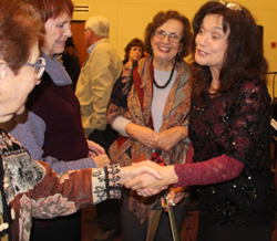 Hadassah Northeast Benefit Concert, 2015